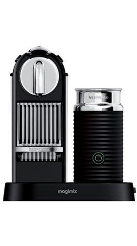 Nespresso Magimix CitiZ&Milk M190-11306 Limousine Black Independiente Totalmente automática Máquina de café en cápsulas