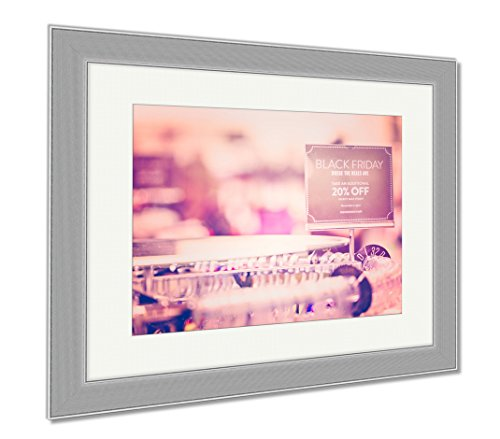 Ashley Framed Prints Shopping On Black Friday, Wall Art Home Decoration, Color, 26x30 (frame size), Silver Frame, - Mall Meadows Park Shopping
