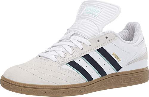 ea254442bfa33 Adidas Skateboarding Men's Busenitz Pro Footwear White/Collegiate  Burgundy/Clear Mint 14 D US