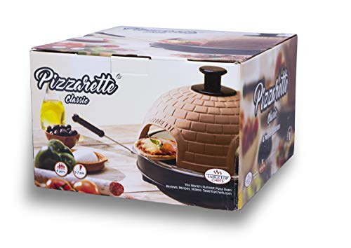 """Pizzarette – """"The Funnest Pizza Oven"""" Countertop – Europe's Tabletop Pizza Oven In The Dual"""