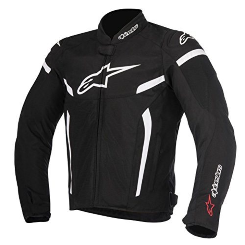 Alpinestars T-GP Plus R Air V2 Men's Street Motorcycle Jackets - Black / 3X-Large