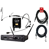 Line 6 XD-V55HS Digital Wireless System with Bodypack Transmitter and Headset w/ 2