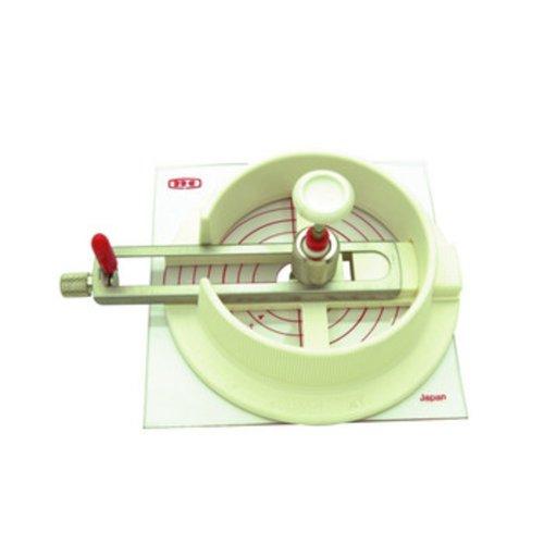 NT Cutter Circle Cutter, 11/16 Inches ~ 6-11/16 Inches diameter, 1 Cutter (C-1500)