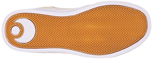 OSIRIS Skateboard Shoes DUSTER TAN/WHITE Size 9.5