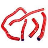 SamcoSport Radiator Hose Kit Red - Fits: Honda Africa Twin CRF1000L 2016-2017