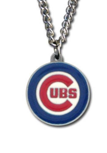 - MLB Chicago Cubs Chain Necklace