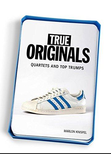 Download True Originals: Quartets and Top Trumps pdf