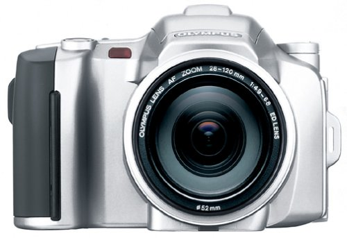 Olympus iS-50 QD Date 35mm Camera