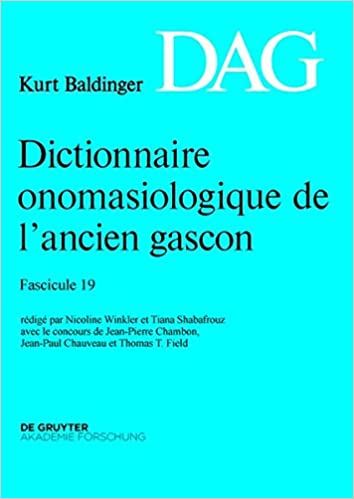 Book Dag Fasc. 19 (French Edition)