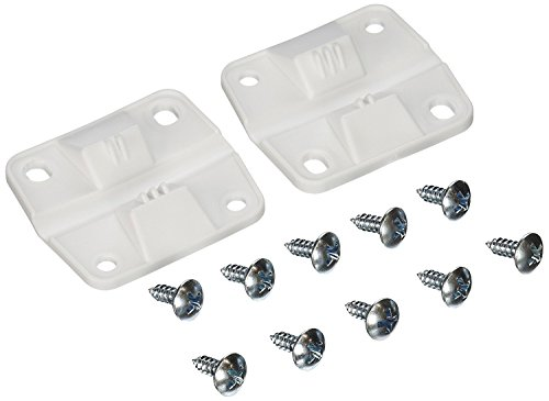 Coleman Cooler Replacement Plastic Hinges and Screws (Plastic Replacement)