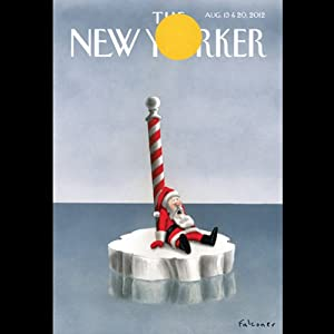 The New Yorker, August 13th & 20th 2012: Part 2 (Atul Gawande, Justin Taylor, Bob Odenkirk) Periodical