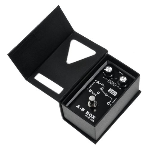 Kmise A1777 ABS-521 Genuine Belcat Guitar Amp Switcher ROHS A-B BOX by Kmise