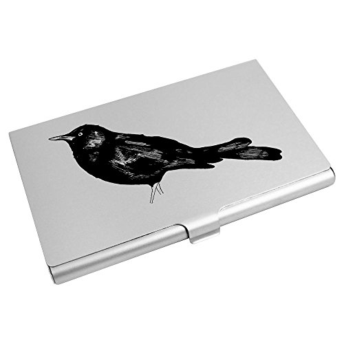 Azeeda Card Holder 'Blackbird' 'Blackbird' Credit Wallet CH00001464 Business Azeeda Card IFwSrqI