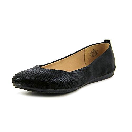 70c23bb383 hot sale Easy Spirit Getcity Women US 7 Black Ballet Flats ...