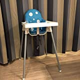 ZARPMA IKEA Antilop Highchair Cushion, New Version