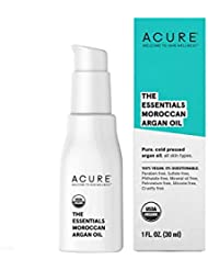 Acure The Essentials Argan Oil, 1 Fluid Ounce