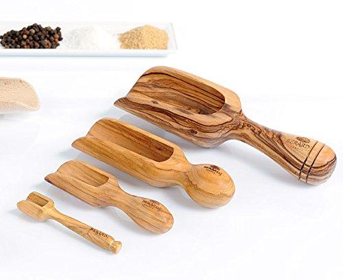 Berard Olive-Wood Handcrafted Scoop, 7 Inch by Berard (Image #5)