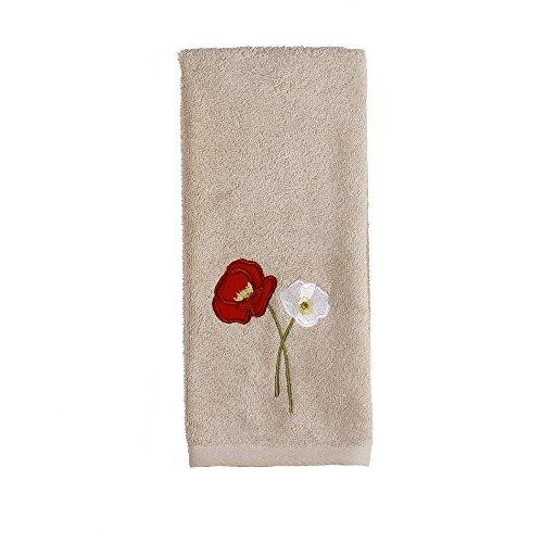 Saturday Knight Poppy Field Hand Towel