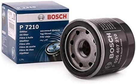 Amazon.com: BOSCH F026407210 - Filtro de aceite para coche ...