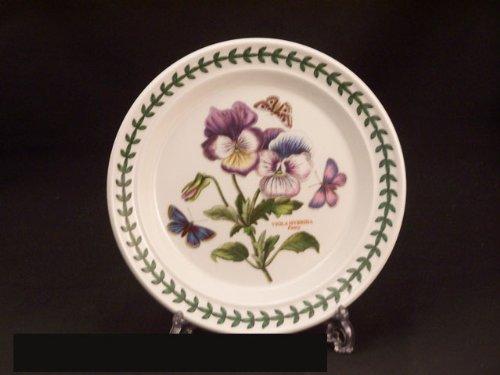 Portmeirion Botanic Garden Bread & Butter Plate(s) - Pansy