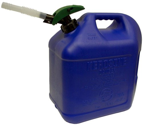 Blitz 81077 Enviro-Flo Plus Kerosene Can by Blitz