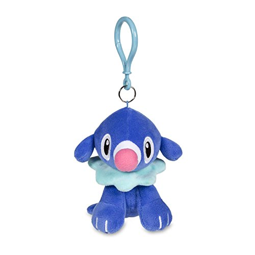 POKÉ PLUSH KEYCHAIN POPPLIO (Plush Keychain Pokemon)