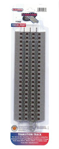 UPC 022899002835, Williams by Bachmann O Gauge E-Z Track Transition Track (Pack-1) - O Scale