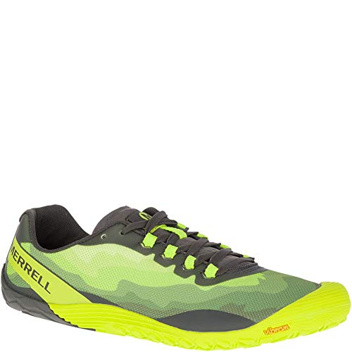 Merrell Men's Vapor Glove 4 Sneaker Lime Punch 13.0 M US