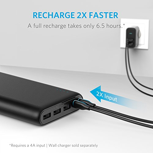 Anker-PowerCore-26800-Portable-Charger-26800mAh-External-Battery-with-Dual-Input-Port-and-Double-Speed-Recharging-3-USB-Ports-for-iPhone-iPad-Samsung-Galaxy-Android