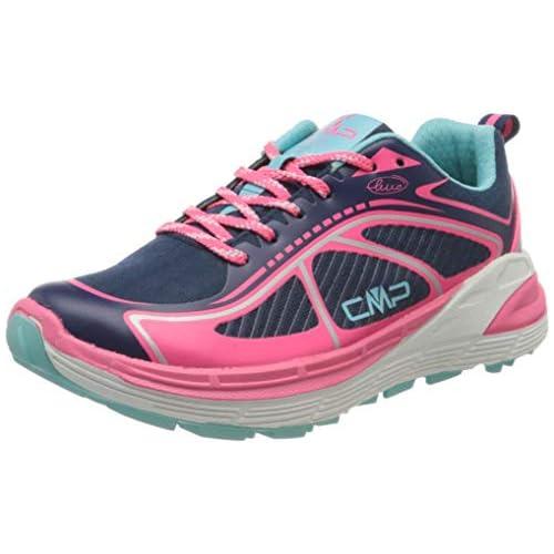 chollos oferta descuentos barato CMP F lli Campagnolo Nashira Maxi Wmn Shoe Zapatillas de Trail Running Mujer Color Azul Brillante 07me 41 EU