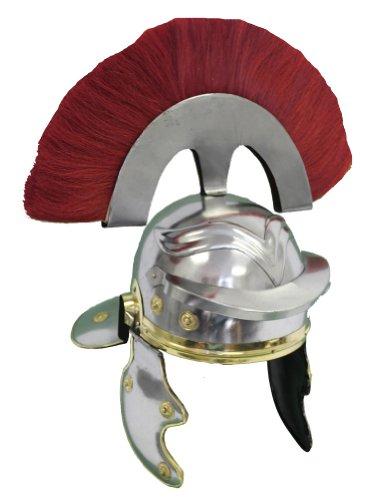 Helmet Roman Centurion Armor With Plume ()