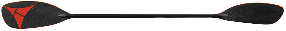 Adventure Technology at5 Carbon Straight Whitewater Kayak Paddle, 191cm/One Size, Black by Adventure Technology (Image #1)