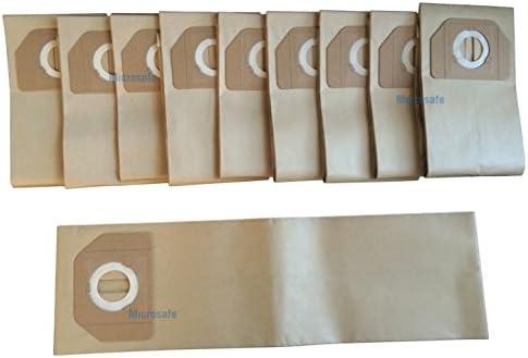 10 bolsas de aspiradora a Kärcher A2701, a2801, a 2701 2801 como ...