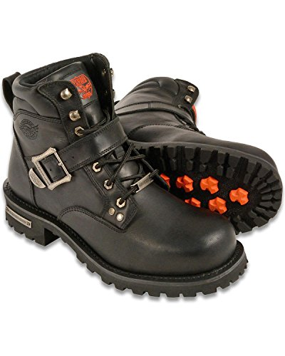Wide Biker Boots - 2