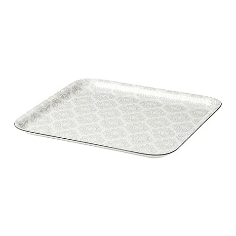 Amazon.com: IKEA BARBAR - Tray, lace: Kitchen & Dining