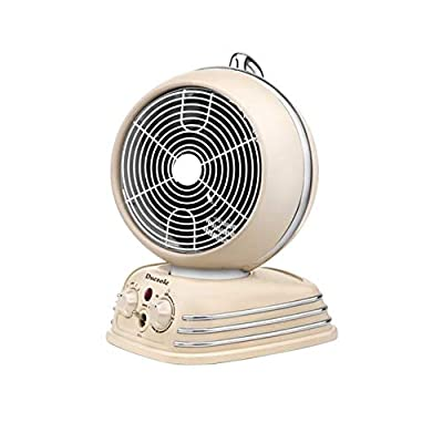 Air Conditioners CJC Electric Heaters Fan Portable 2000W Mini Indoor Adjustable Thermostat Timing Function Home Office