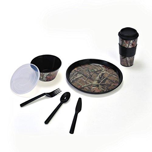 Mossy Oak Break Up Infinity Dinnerware