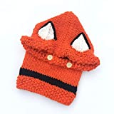 ba knife Baby Kids Warm Winter Hat Crochet