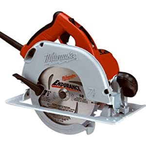 Milwaukee 6390-21 7-1/4-Inch 15-Amp Tilt-Lok Circular Saw