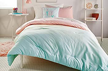 DKNY Kids Empire Light Comforter, Sham and Accent Pillow Set