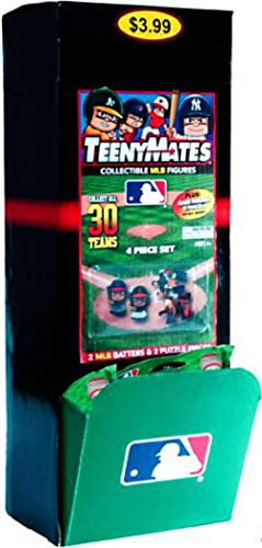 Gravity Feed Box - MLB Teenymates The Party Animal Series 1 Gravity Feed Box