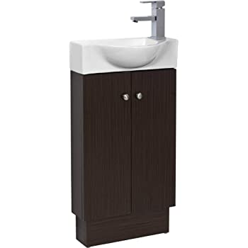 Amazon Com Bathroom Vanity Set Cabinet And Sink