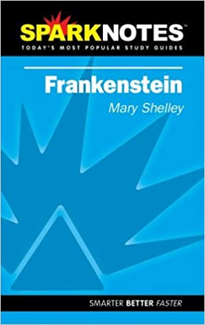 Frankenstein (Sparknotes Literature Guide): Amazon co uk