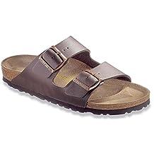 Birkenstock Men's Arizona 2-Strap Cork Footbed Sandal