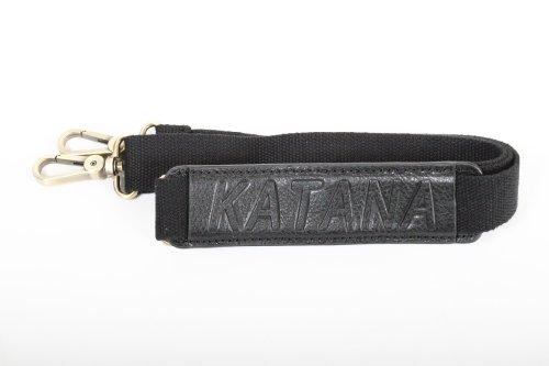 Katana - Bolso de asas de Piel para hombre Marrón - chocolate