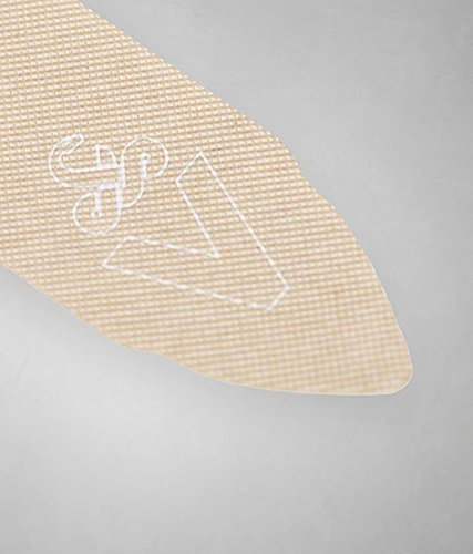 Protector de padel Vibor-A transparente