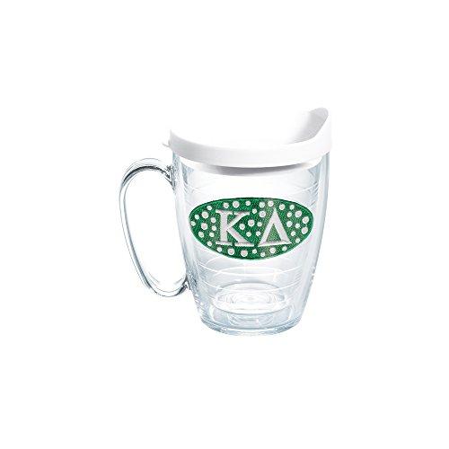 Tervis Kappa Delta Sorority Mug with Travel Lid, 16 oz, C...