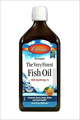 omega 3 fish oil liquid - 6