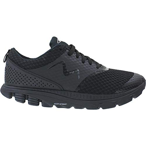 MBT Speed 17 M Lace-Up Black Mens Running Size 8.5M
