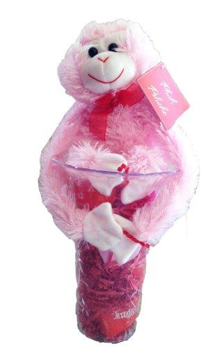 Amazon Valentines Day Gift Basket Make Her Smile Teddy Bear